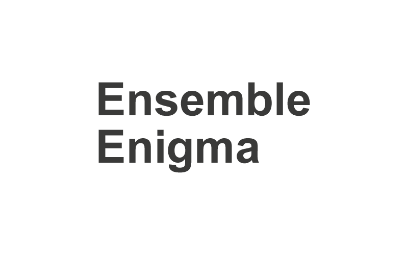 Ensemble Enigma