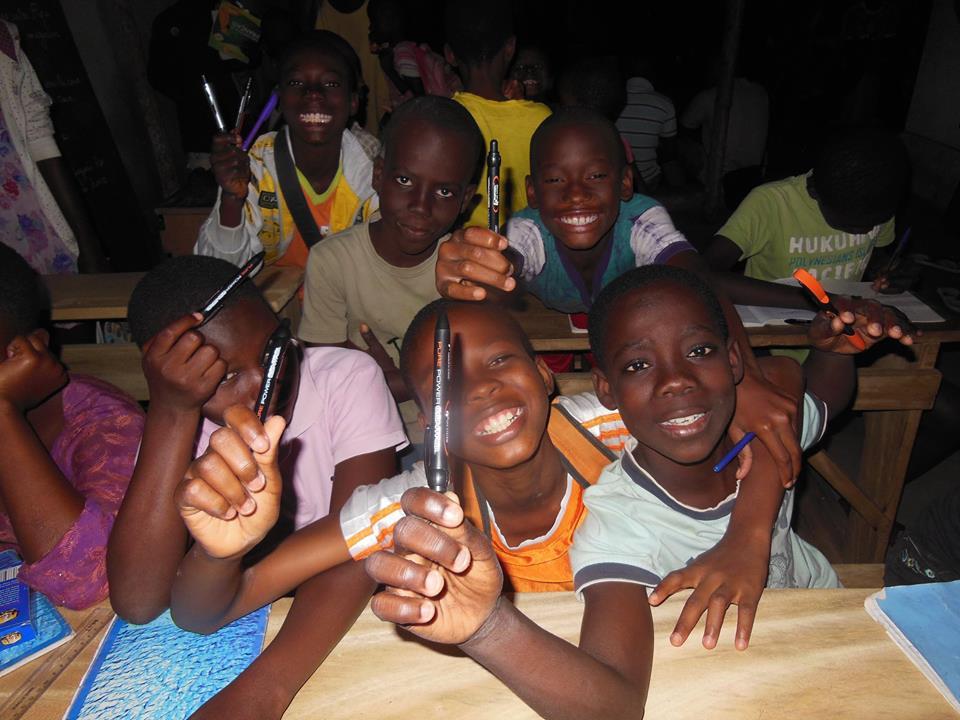 Mission école : Agrandissement de la salle de classe