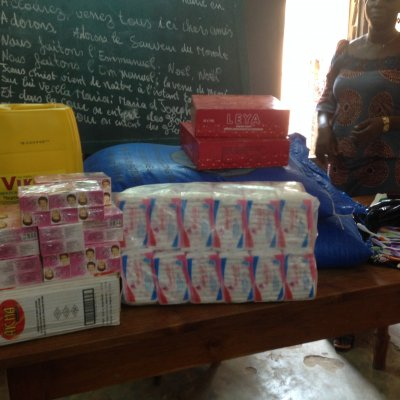 Mission food : aide alimentaire Brigade (prison) pour mineurs