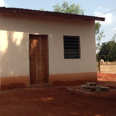 Mission toit : construction chambre