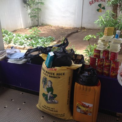 Mission food : aide alimentaire pour les enfants orphelins