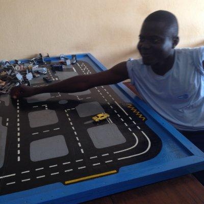 Mission Ayité : Permis de conduire et formation mécanique