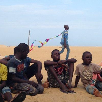 Mission : enfants des rues (sept 2014)