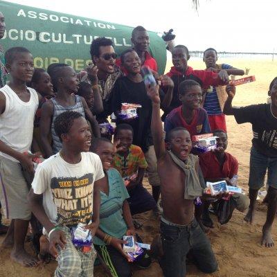 Mission santé : nécessaires de toilette pour les enfants des rues (Avril/Mai 2013)