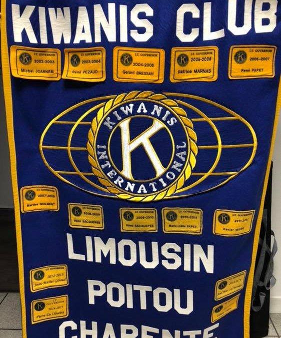 Donation du Kiwanis Club