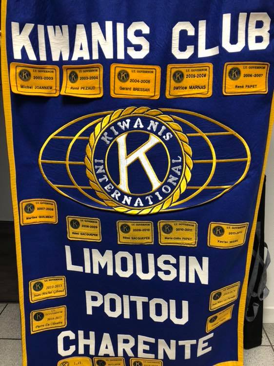 Donation du Kiwanis Club