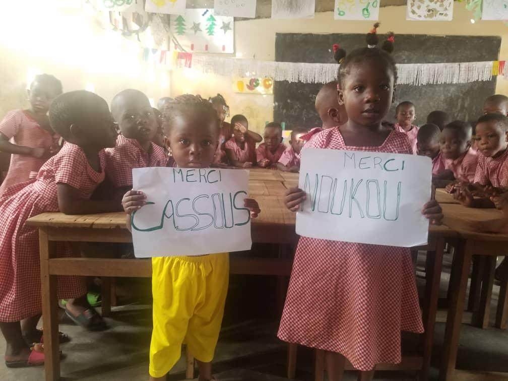 Janvier 2020 – Frais de scolarité – donation mobilier scolaire