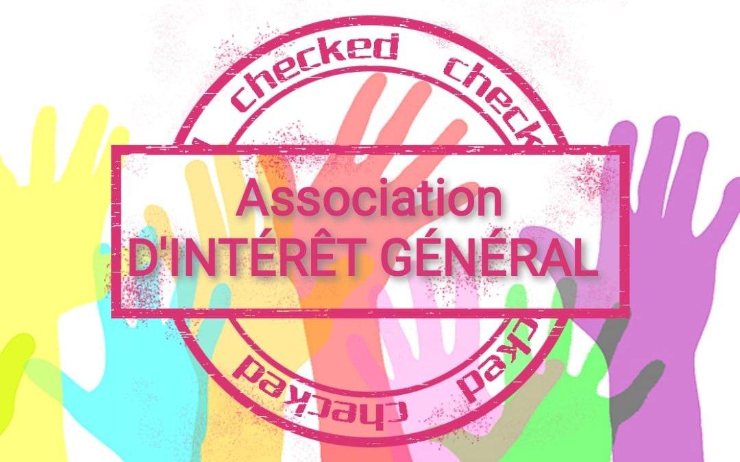 Noukou France = Association d'intérêt général – Février 2019