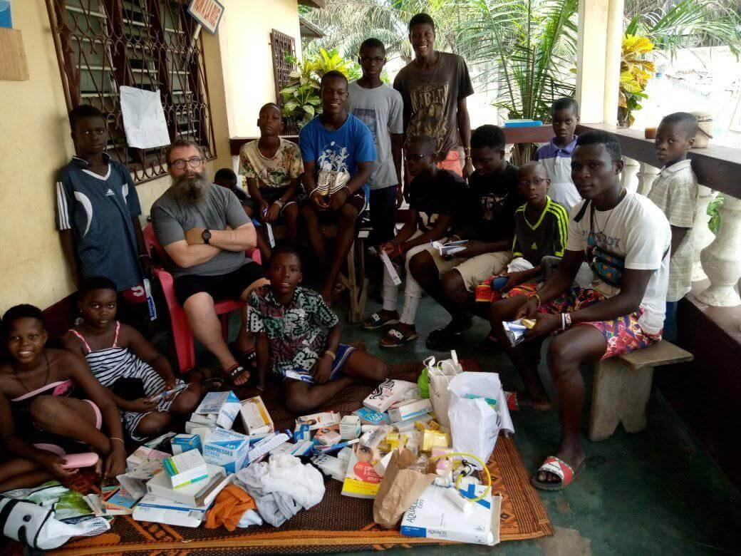 Association française d'aides et d'accompagnement pour les enfants du Togo en situation de précarité